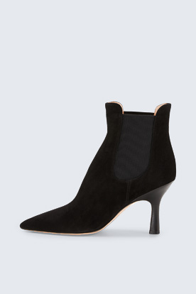 Ankle Boot by Unützer in Schwarz