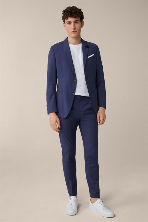 Peso Modular Travel Suit in Blue