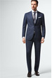 Sartorialer Anzug Tailor-Suit in Navy meliert