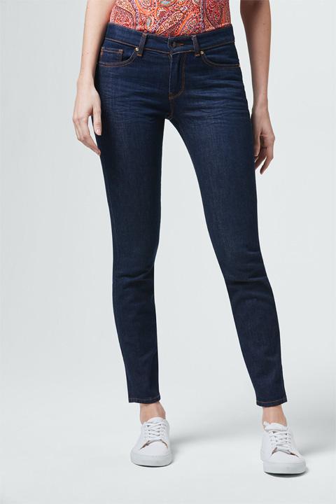 Jeans Poppy in Dunkelblau