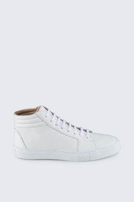 Hightop Sneaker by Ludwig Reiter in Weiß
