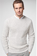 Pullover Bellino in Grau