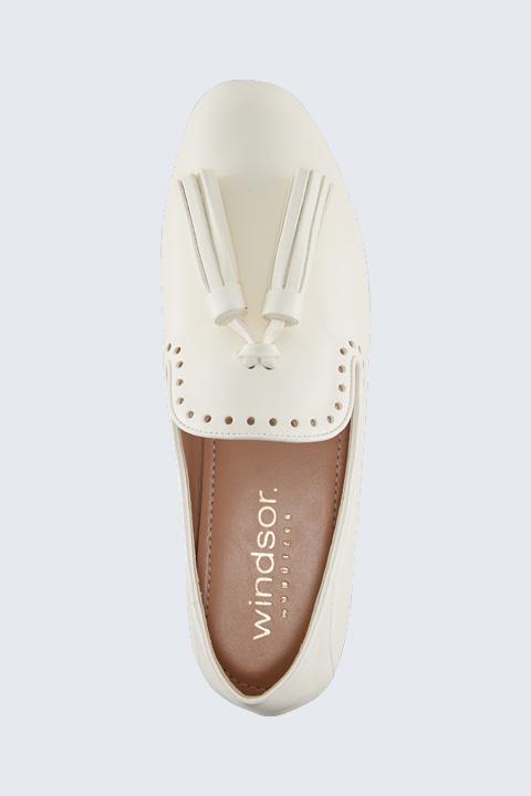 Loafer by Unützer in Kreide