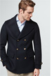 Caban-Jacke Cabano in Navy