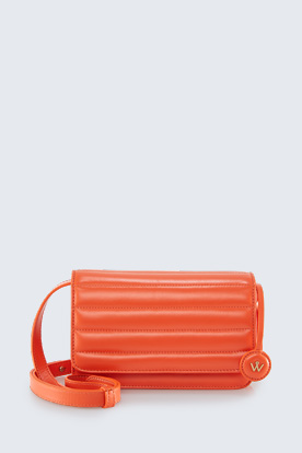 Gürteltasche in Orange