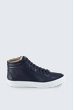 Hightop Sneaker in Navy