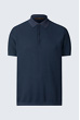Poloshirt Caius in Navy