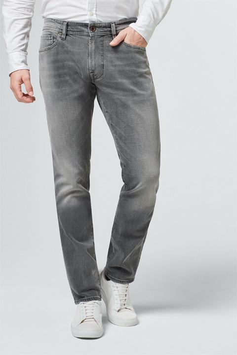 Jeans Ruffo in Grau