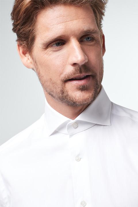 Oxford-Hemd Trivo in Weiß