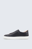 Sneaker Flat Tennis by Ludwig Reiter in Navy, unisex