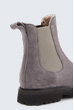 Chelsea Boot by Unützer in Grau