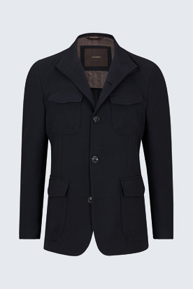 Work-Wear-Jacket Arco in Navy