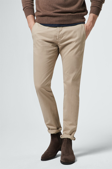 Chino Cino in Beige
