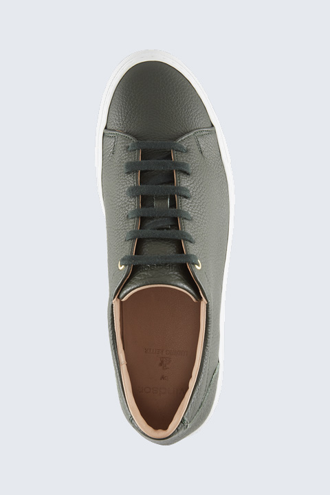 Sneaker by Ludwig Reiter in Oliv