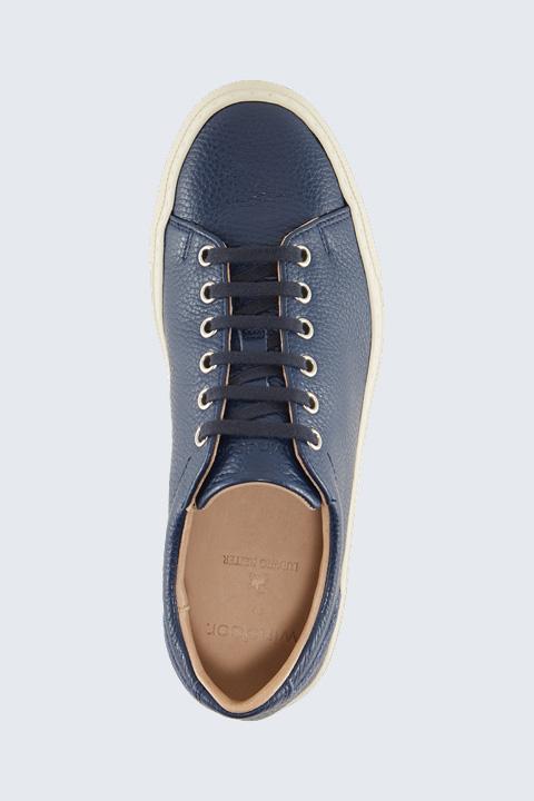Sneaker by Ludwig Reiter in Navy, unisex