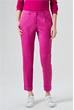 Bundfaltenhose in Fuchsia
