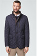 Steppjacke Fede in Navy
