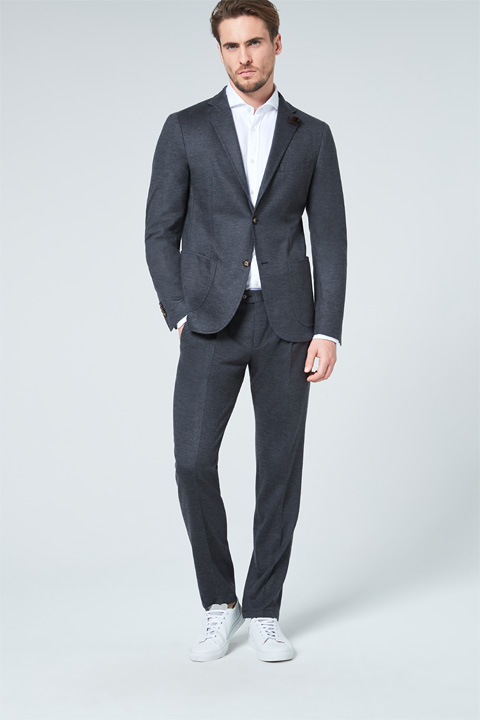 Broken Suit Giro Sogno,mittelgrau