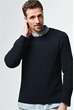 Pullover Gavino in Navy