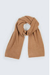 Cashmere-Schal Can in Camel