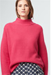 Cashmere-Pullover in Pink