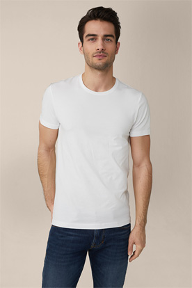T-Shirt Two-Pack in Weiß