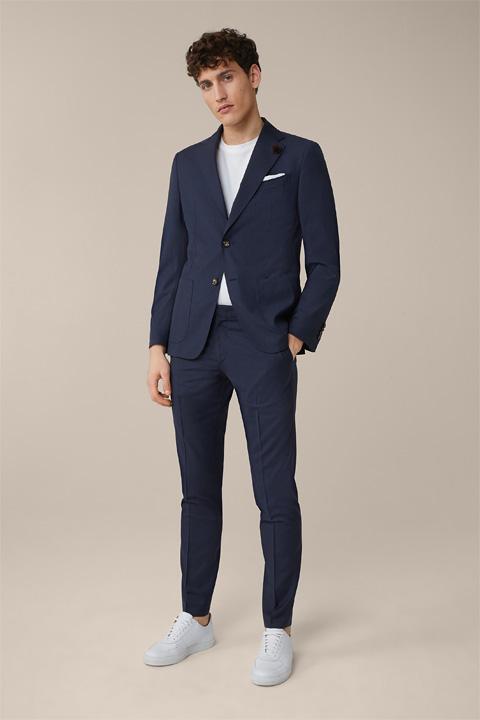 Peso Modular Travel Suit in Dark Blue