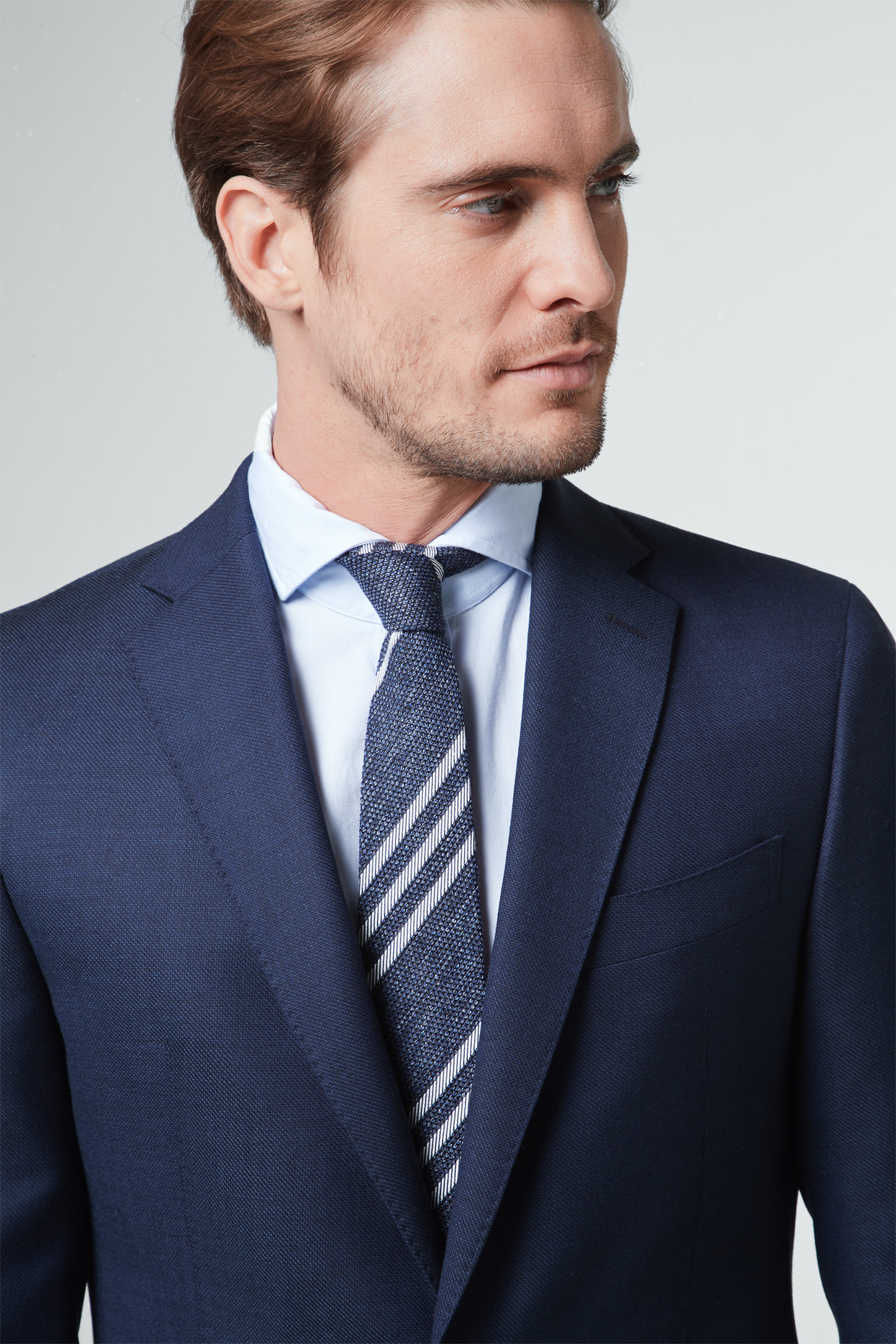 newest collection c13dd 0124a Sartorial Anzug Tailor Suit in Navy