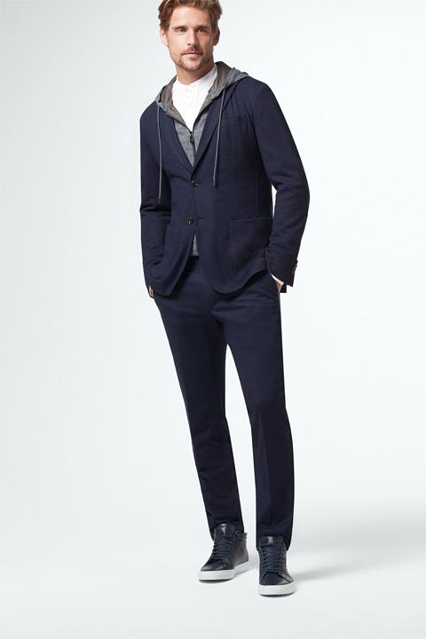 Baukasten-Anzug Gitano-Santio, navy