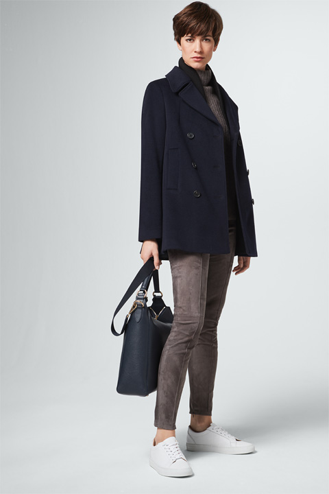 Shopper in Navy