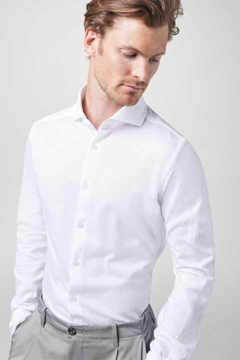 Hemd Laze in Weiß