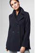 Cabanjacke in Navy
