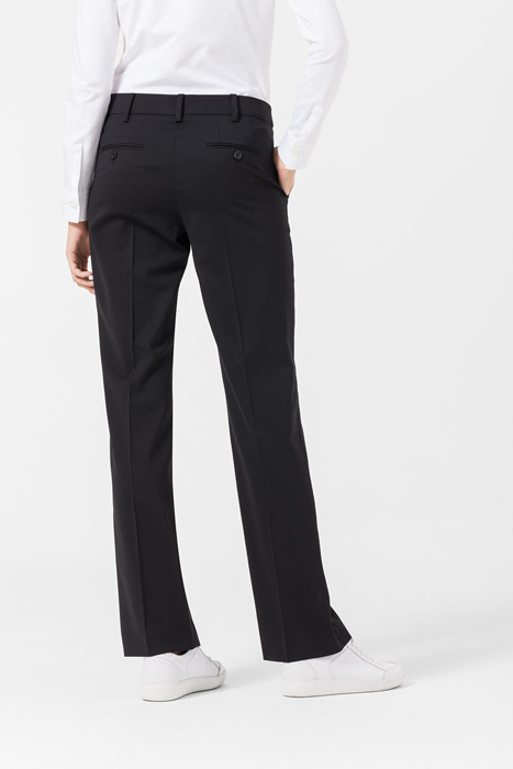 Klassische Hose in Schwarz