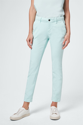7/8 Jeans Kaia in Mint