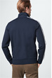 Sweatjacke Sesto in Navy