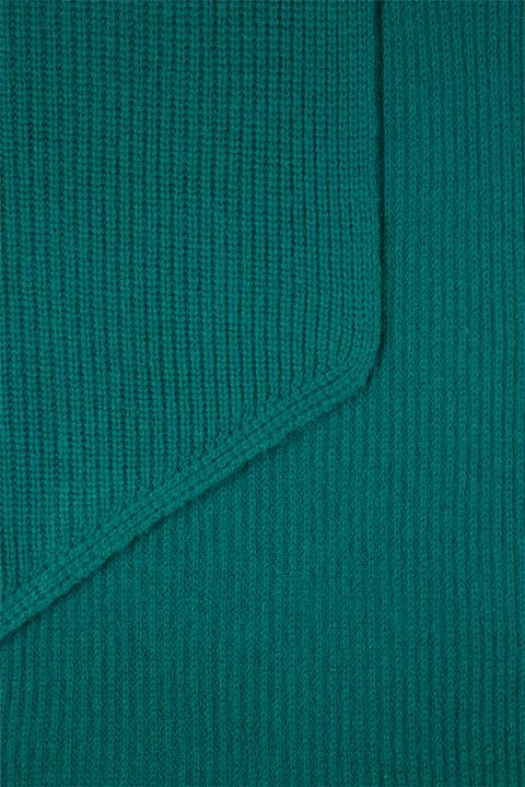 Kaschmir-Schal in Grün