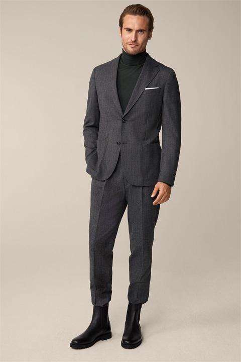 Giro Frero modular suit in mottled anthracite