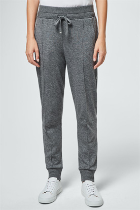 Joggpants in Grau