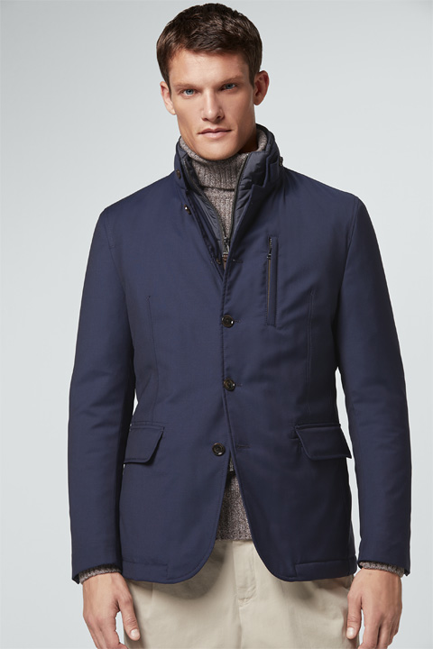 Sakkojacke Tadeo in Navy
